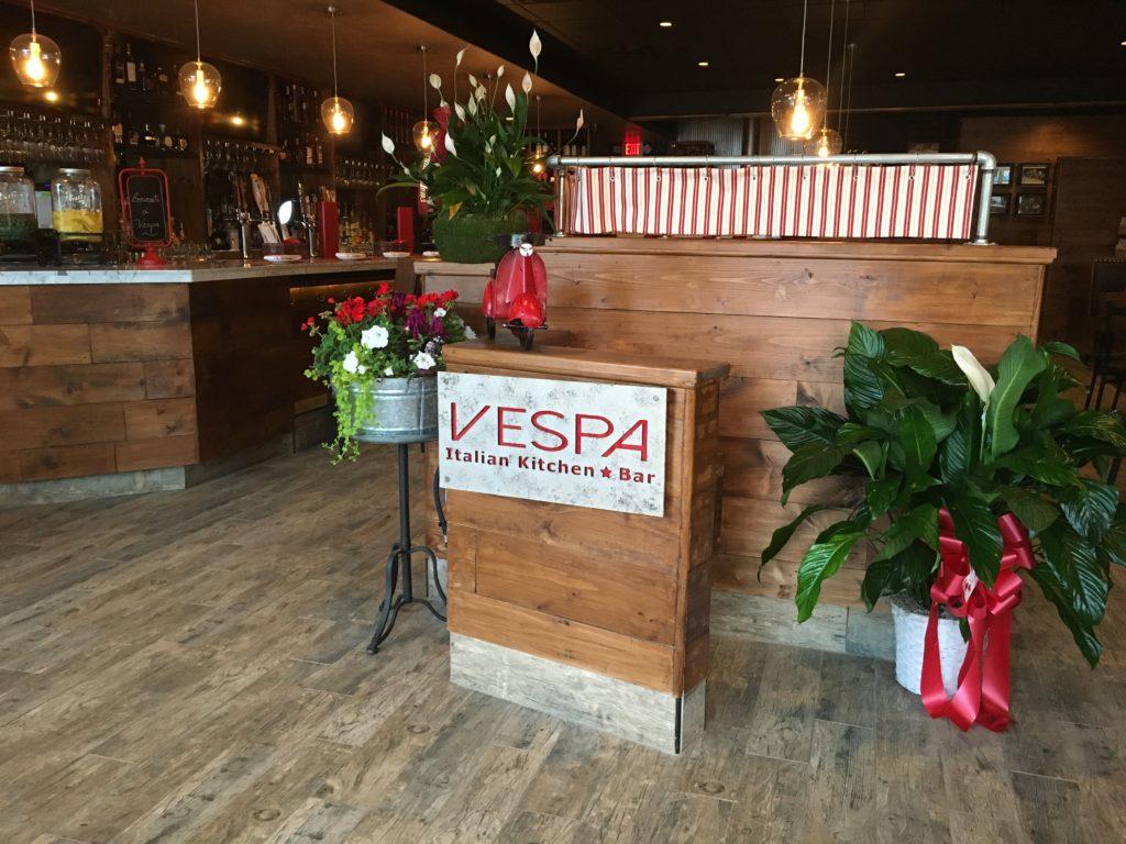 Gallery Vespa Italian Kitchen Bar
