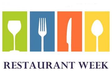 Restaurant Week Menu Vespa Italian Kitchen Bar